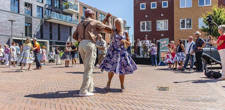 Dansen op straat