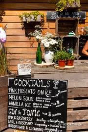Cocktails bij Sicily in the Sand bij Dekker Zoetermeer