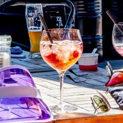 Cocktail - Sicily in the Sand bij Dekker Zoetermeer
