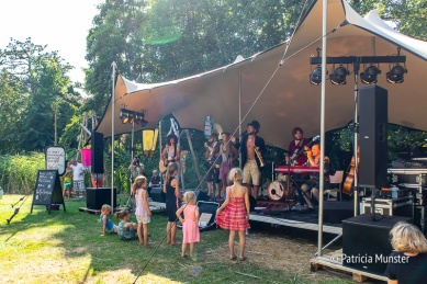 The Magic Mumple Jumple bij Zondag in 't Park