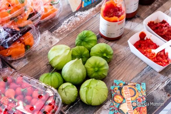 Tomatillo, de Mexicaanse groene tomaat van Westlandpeppers