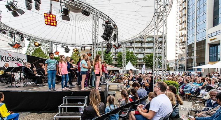 Kinderkoor OPOZ treedt op bij Klassiek Zoetermeer
