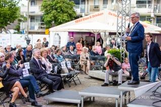Burgemeester Charlie Aptroot op Klassiek Zoetermeer