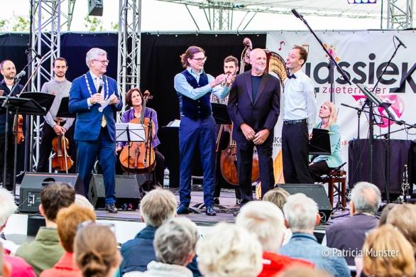 En de winnaar van Meastro Zoetermeer is ...