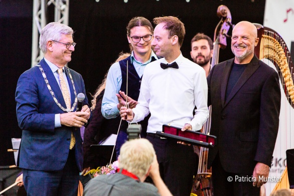 """Emile Chappin ontvangt de titel """"De Maestro van Zoetermeer"""""""