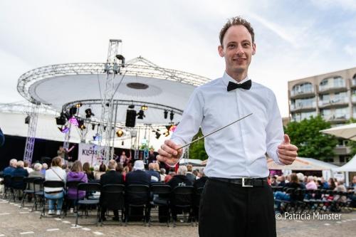 Emile Chappin wint de gouden baton van Zoetermeer