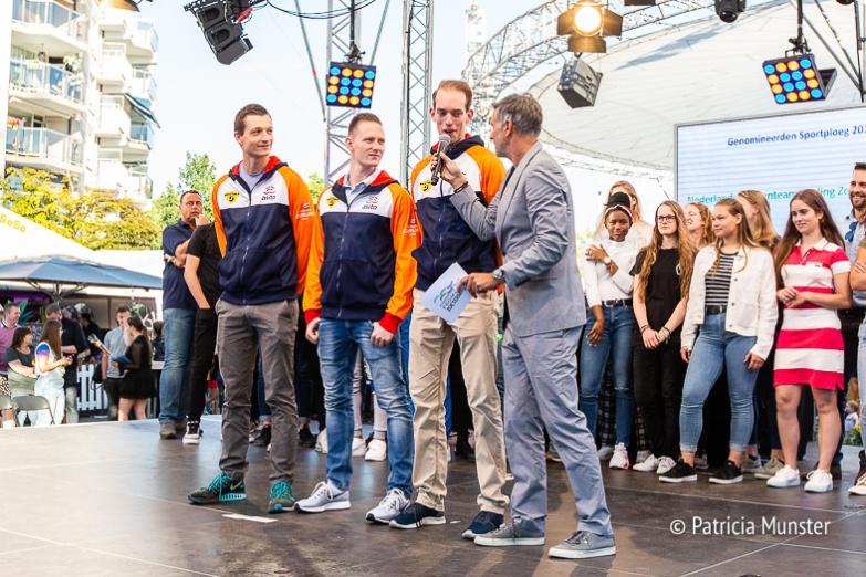 Nederlandse Herenteam Curling Zoetermeer PWA
