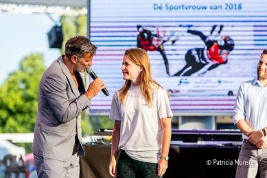 Viggo Waas in gesprek met Yara van Kerkhof