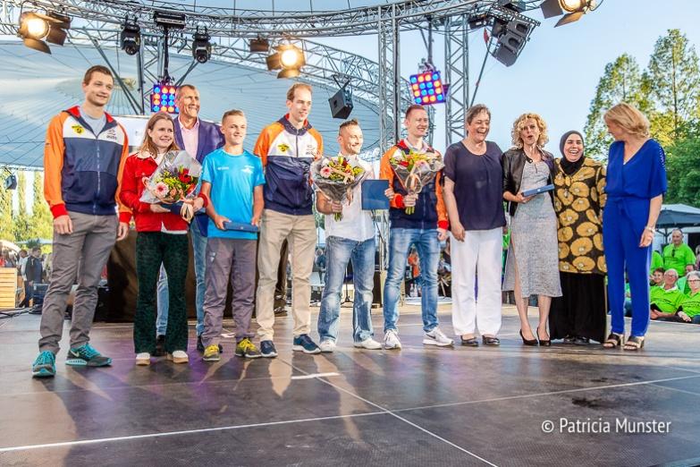 De sportkampioenen van Zoetermeer