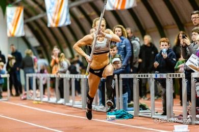 Stefanie Dauber gaat van start