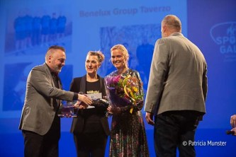 Taverzo's sportploeg wint de titel voor 2019
