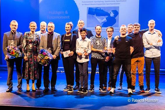 De winnaars