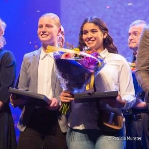 Genomineerden Sarah en Wissal